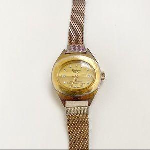 Longreen vintage women's watch